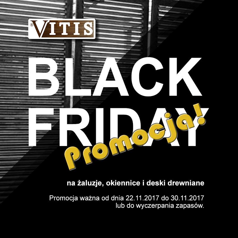 Promocja Black Friday 2017