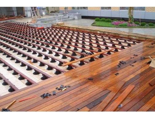 System Dobrego Montażu Tarasów Drewnianych Vitis